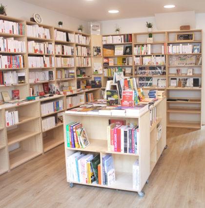 Aménagement Librairie