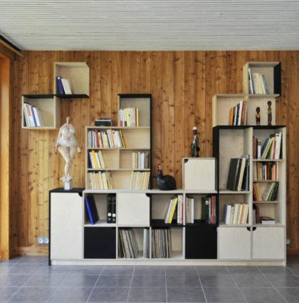 Bibliothèque particulière