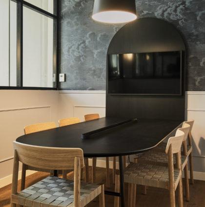 Table de réunion/coworking